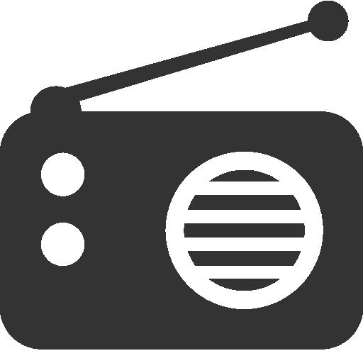 17 Radio Icon 512 Images