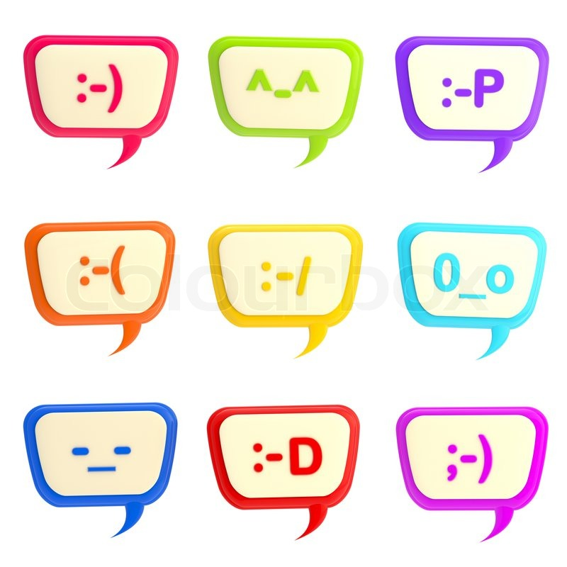 Happy Face Symbols For Texting