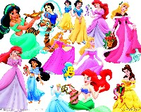 Disney Princess Clip Art Free
