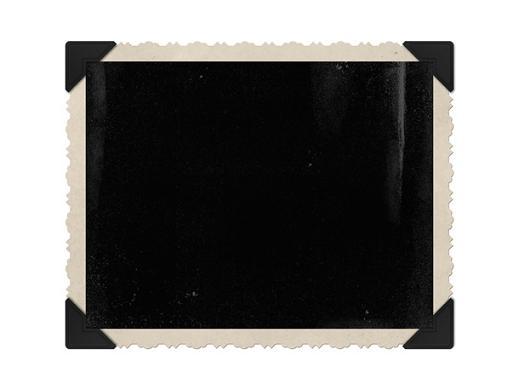 9 Vintage Frame PSD Images