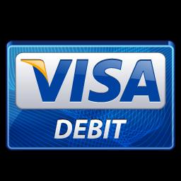 Visa Debit Card Logo