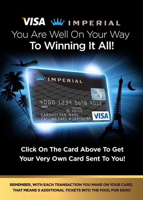 Visa Prepaid Debit Cards