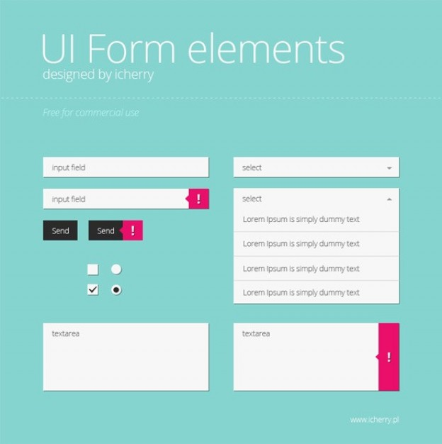 Web UI Elements