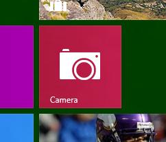 Windows 8 Camera Icon