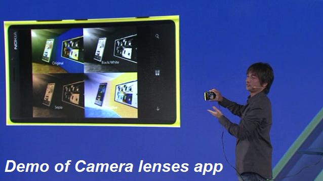 Windows Phone 8 Camera Apps