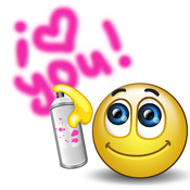 12 Funny Animated Emoticons Love Images