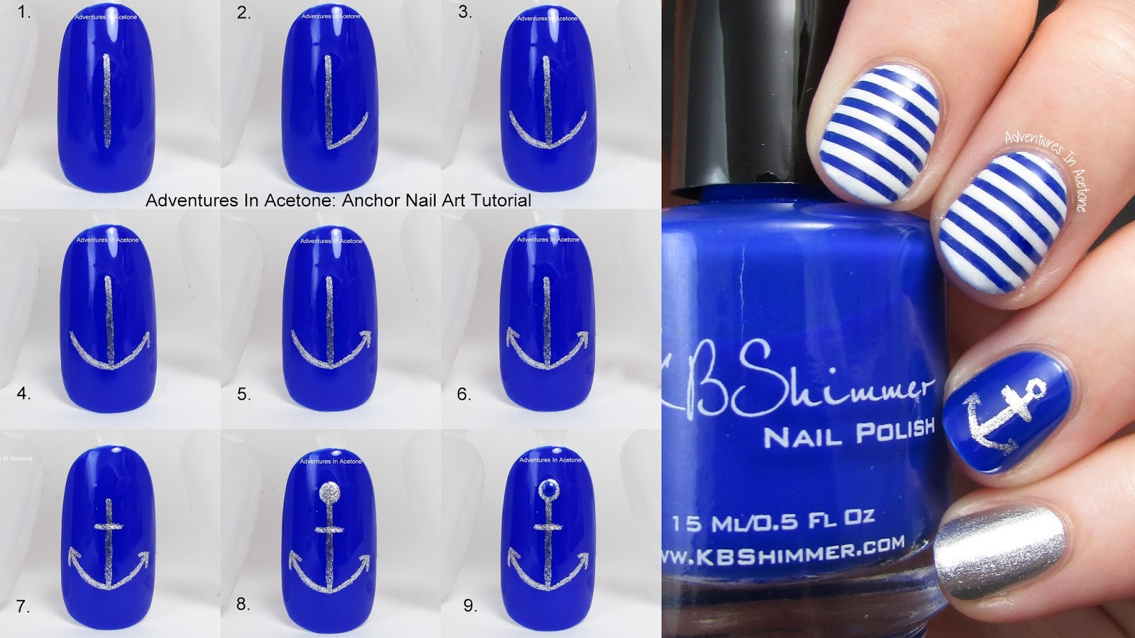 Toe Nail Designs 2014 Summer- HireAbility