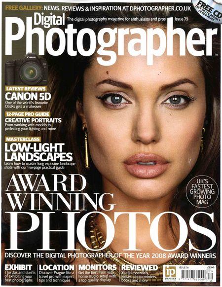 Angelina Jolie Magazine