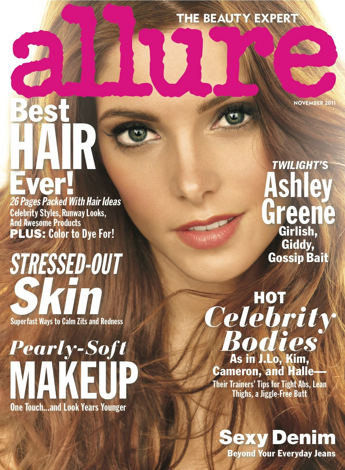 Ashley Greene Magazine Cover
