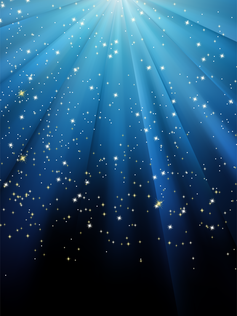 blue star background vector - photo #10