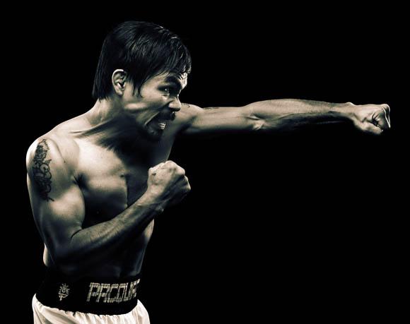 15 Boxing Portrait Photography Images