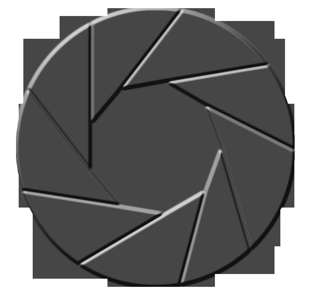 Camera Aperture Logo