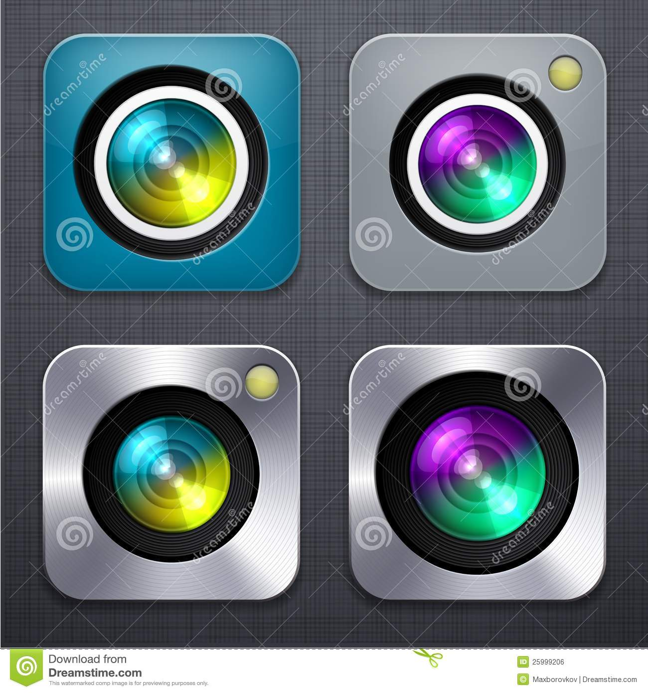8 Camera Icon Modern Images