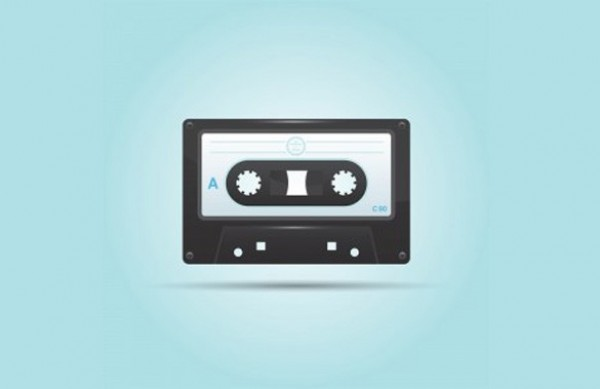 Cassette Tape Graphic