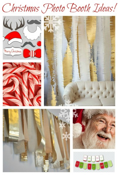 13 Christmas Photo Booth Ideas Images