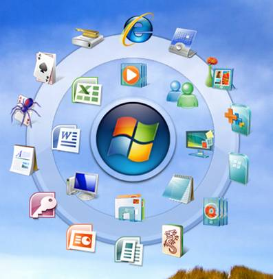 Circle Dock Free Circular App Launcher for Windows