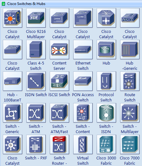 11 Network Device Icons Images