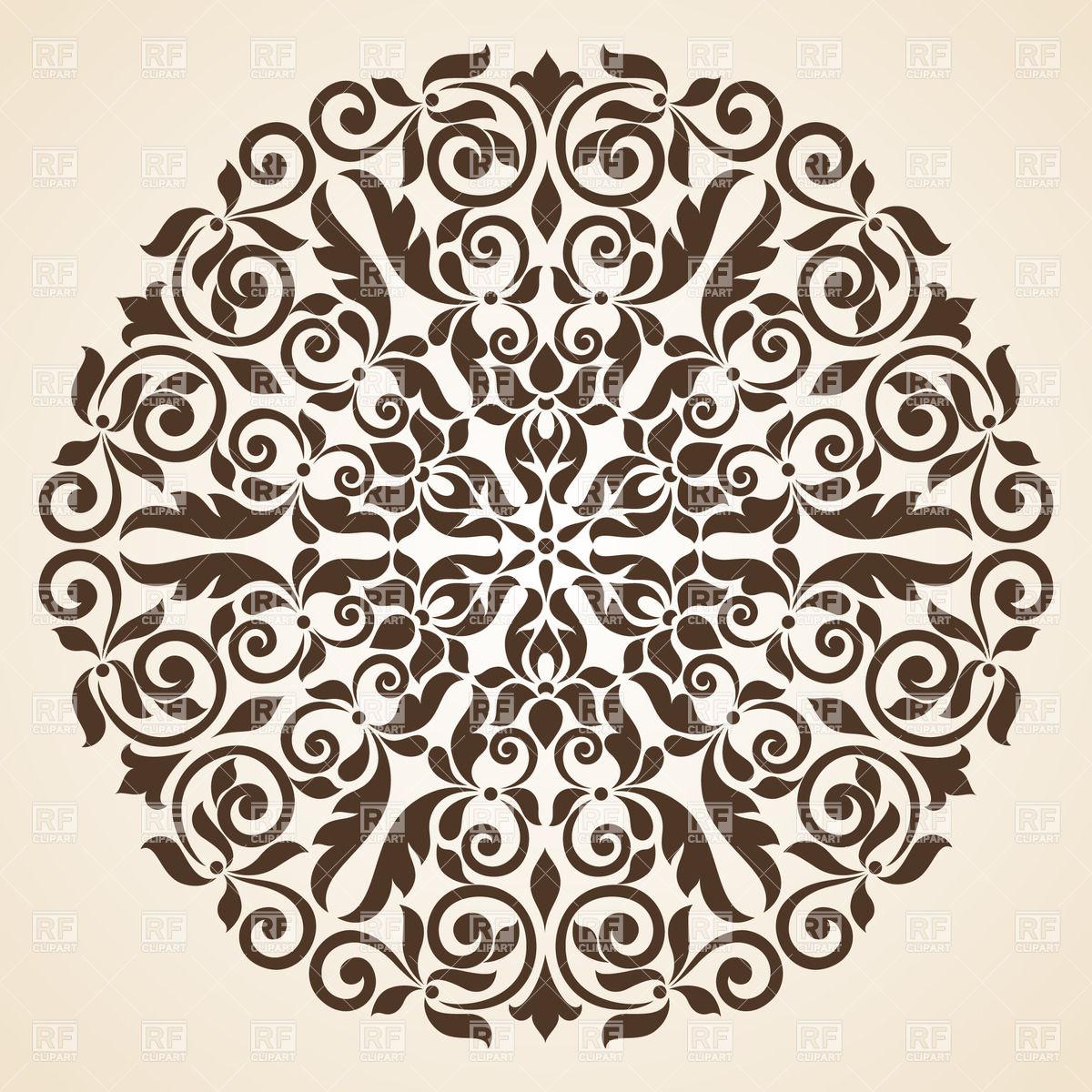 Clip Art Ornament Vector Free Download