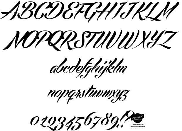 11 Commercial Script Font Download Free Images