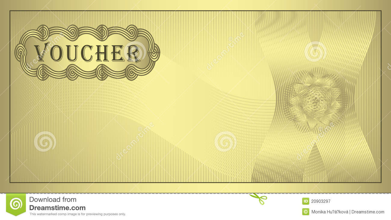 14 Free Voucher PSD Template Images - Free Coupon Template ...