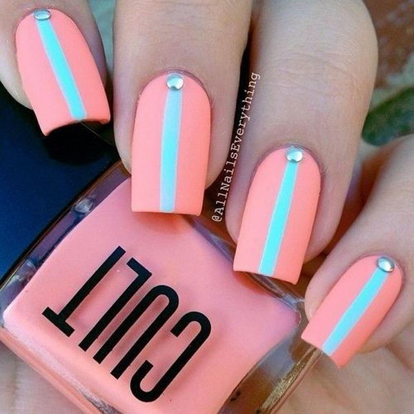 10 Easy Nail Designs For Beginners Images