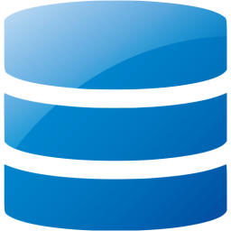 14 Database Server Icon Blue Images