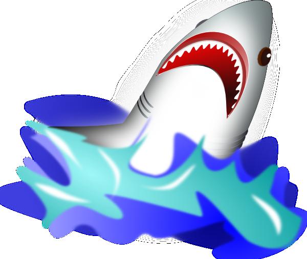 15 Shark Clip Art Vector Images