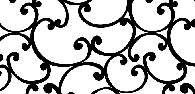 10 Free Seamless Vector Swirl Design Images