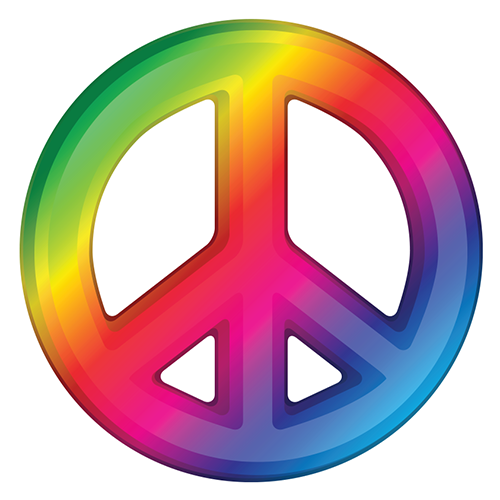 16 Peace Sign Emoticon Images