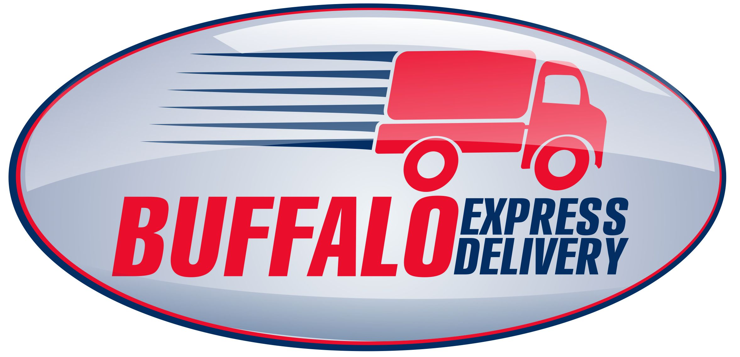Express Delivery Company Logo