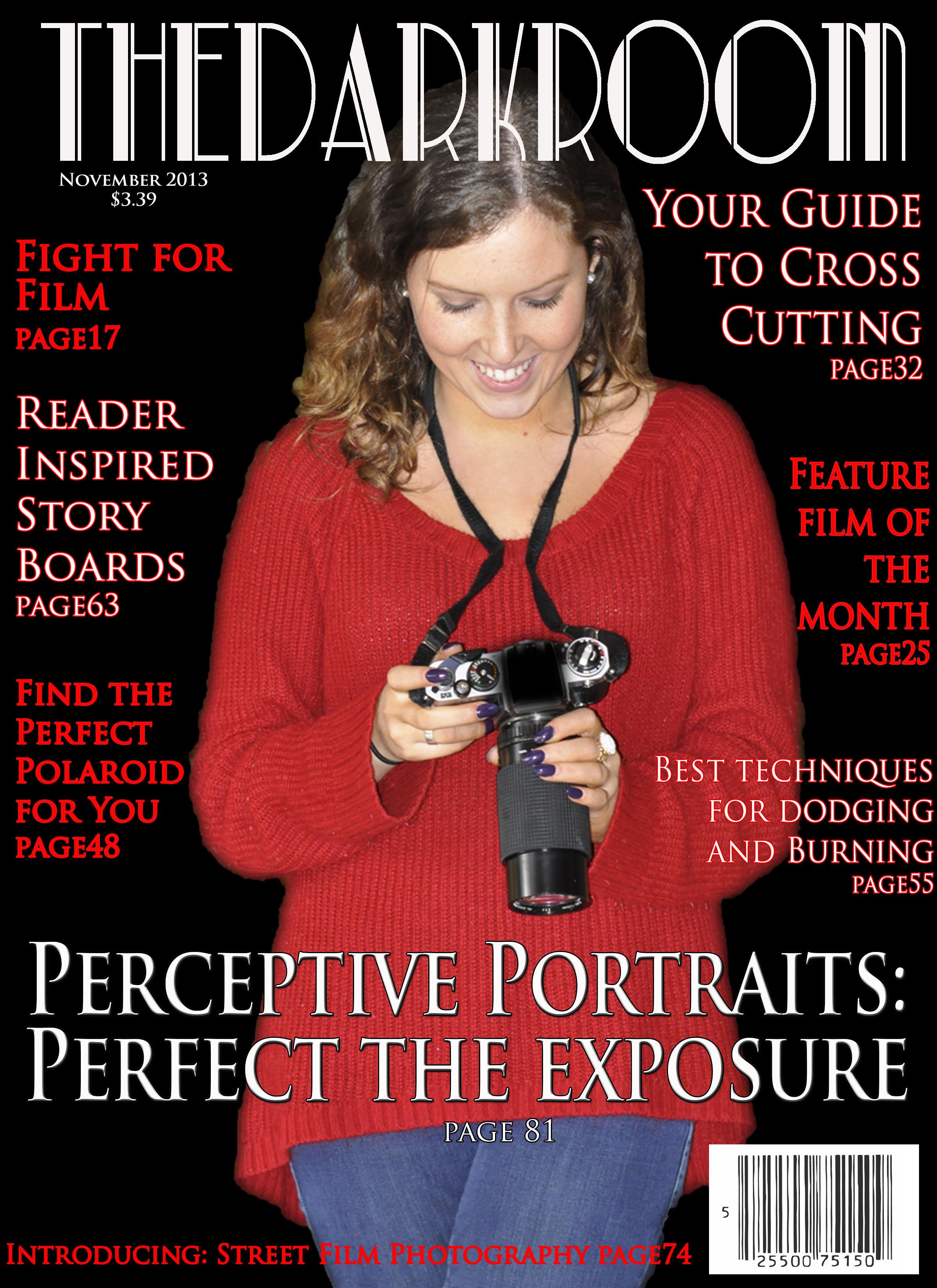 Fake Magazine Covers