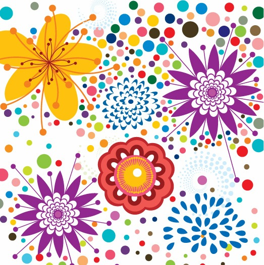 17 Floral Designs Patterns Images