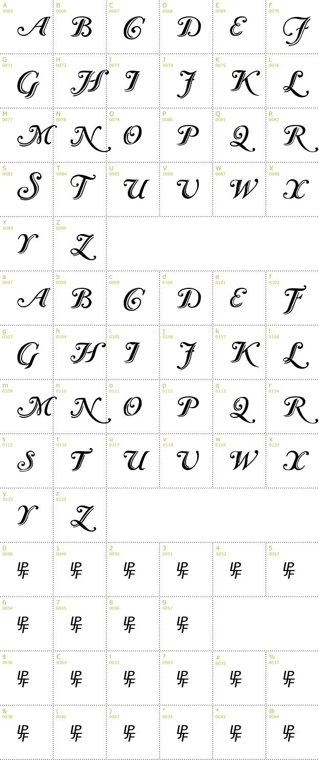 online calligraphy