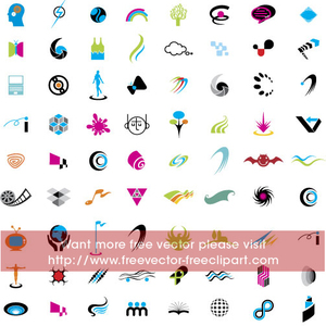 Free Logo Elements Vector