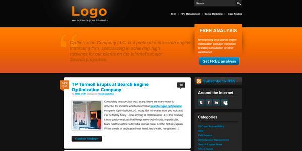 Free PSD Web Templates