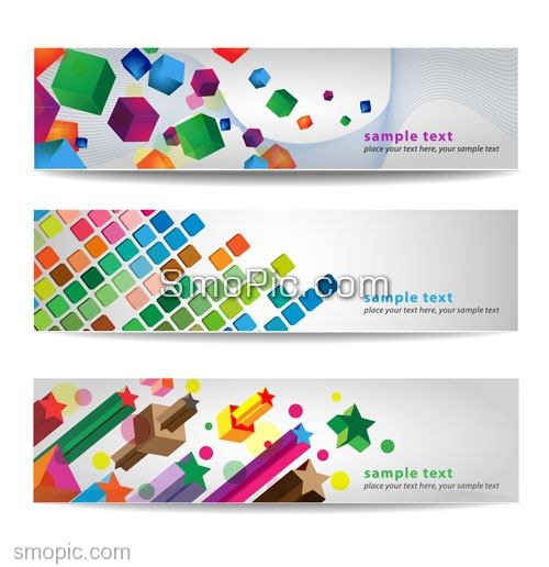 Free Web Banner Design Templates