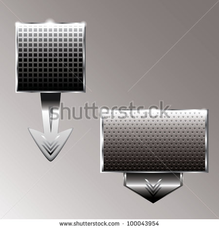 Futuristic Design Elements