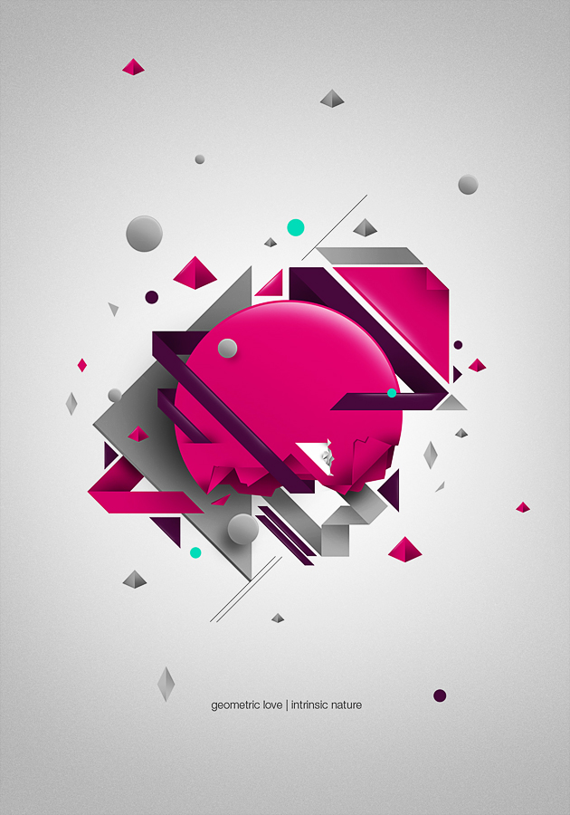 16 geometric graphic design images geometric shapes