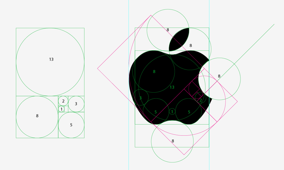 9 Apple Logo Design Images