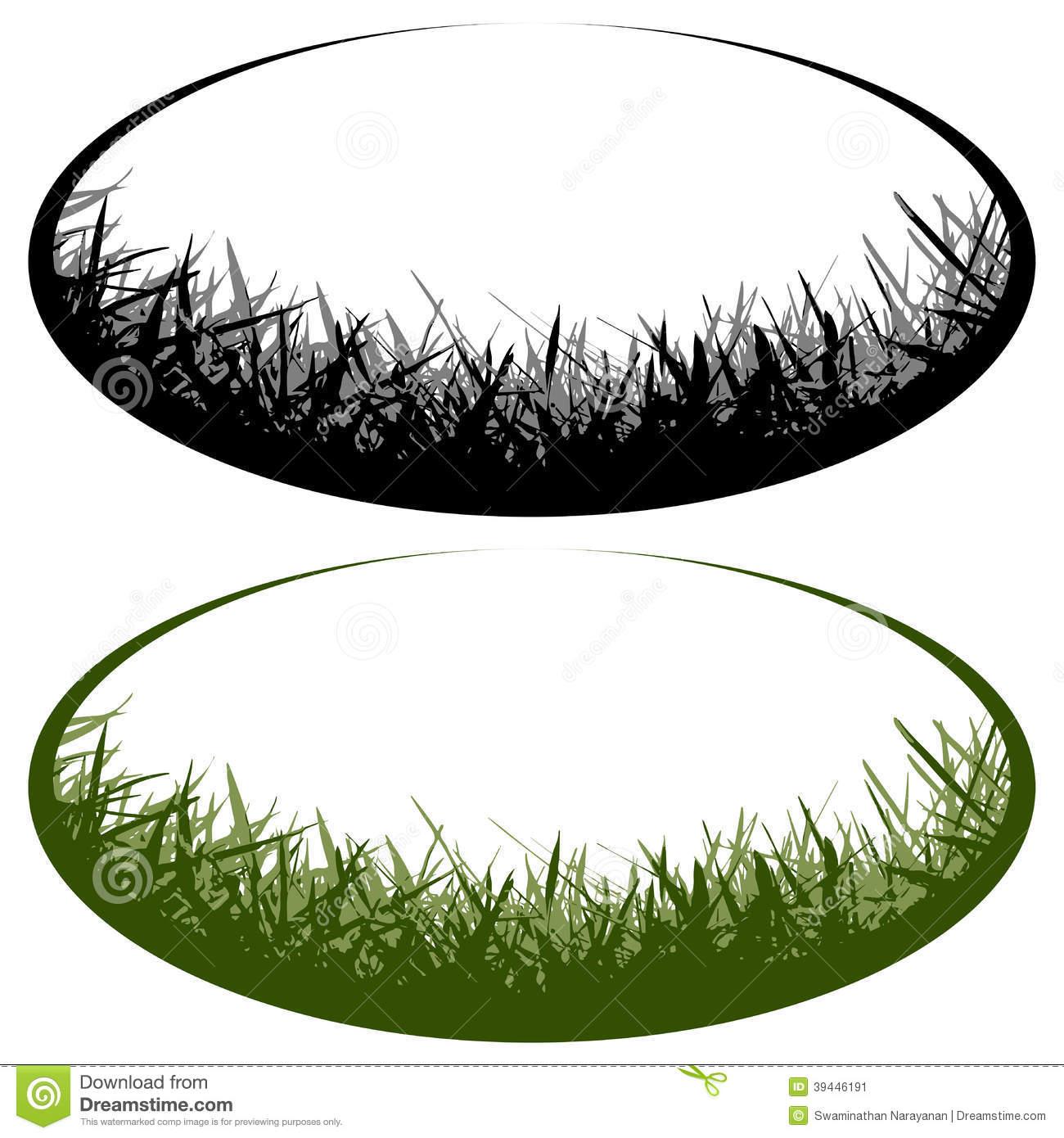 Grass-Cutting Logos