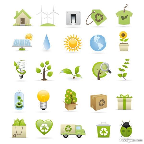 Green Vector Icon