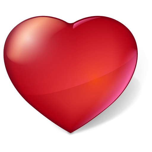 11 Love Heart Icon Images