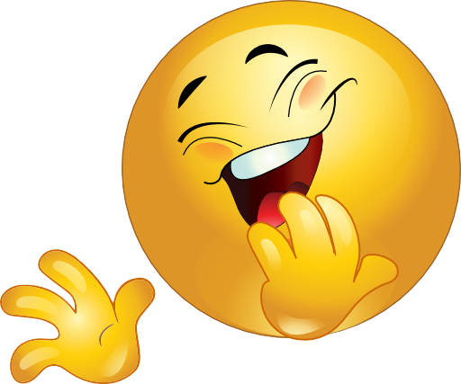 11 Laughing Smiley-Face Emoticon Images