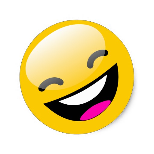 Laughing Smiley-Face