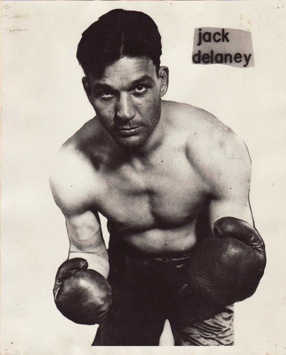 Light Heavyweight Boxing