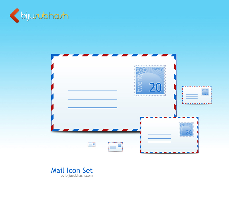 Mail Icons Free