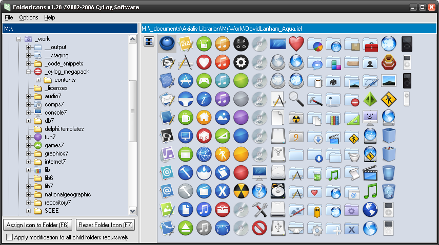 10 Microsoft Windows Folder Icons Images