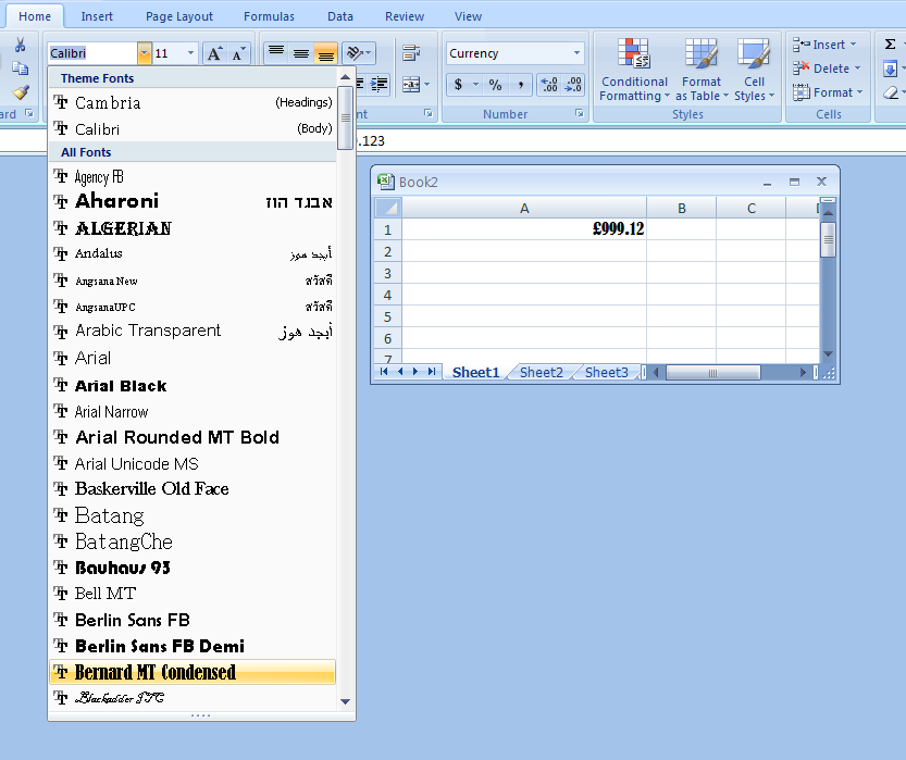 How To Download Fonts Into Microsoft Word 2010