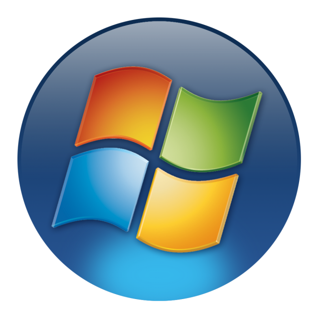 12 Microsoft Windows XP Icons Images