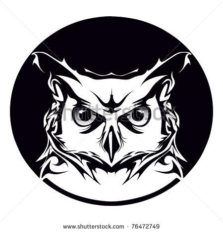 10 Owl Head Vector Images - Owl Eyes Clip Art, Cartoon Owl ...